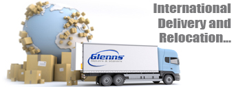 Glenns Movers International Delivery and Relocation