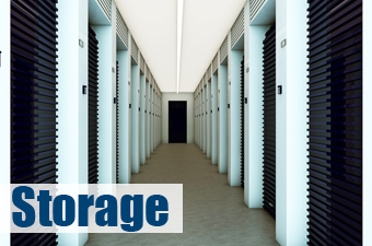 Storage in Leeds